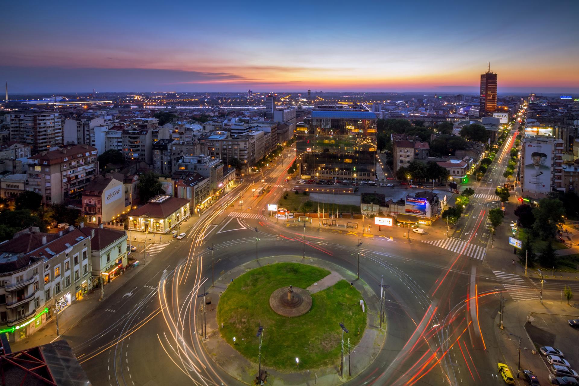 SLAVIJA SQUARE - Slavija Hotel Belgrade